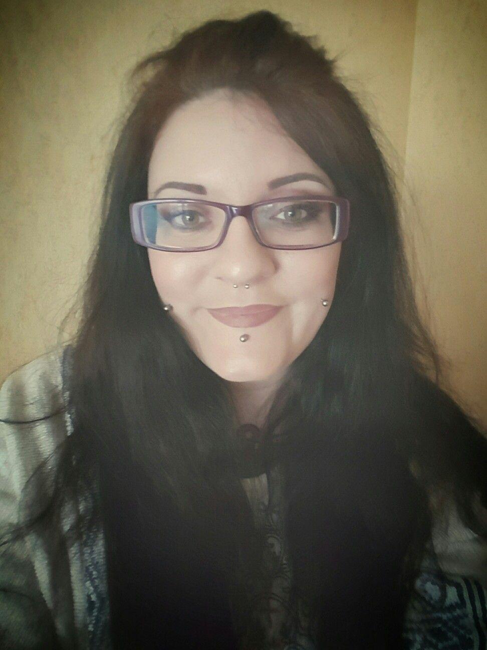 Cheeks piercing done! #cheeks #cheekspiercing #septumpiercing #girlswithpiercings