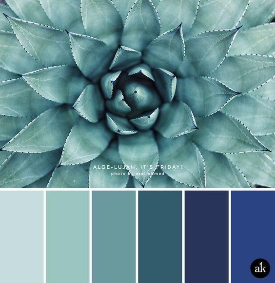 Colour Scheme For An Afghan.