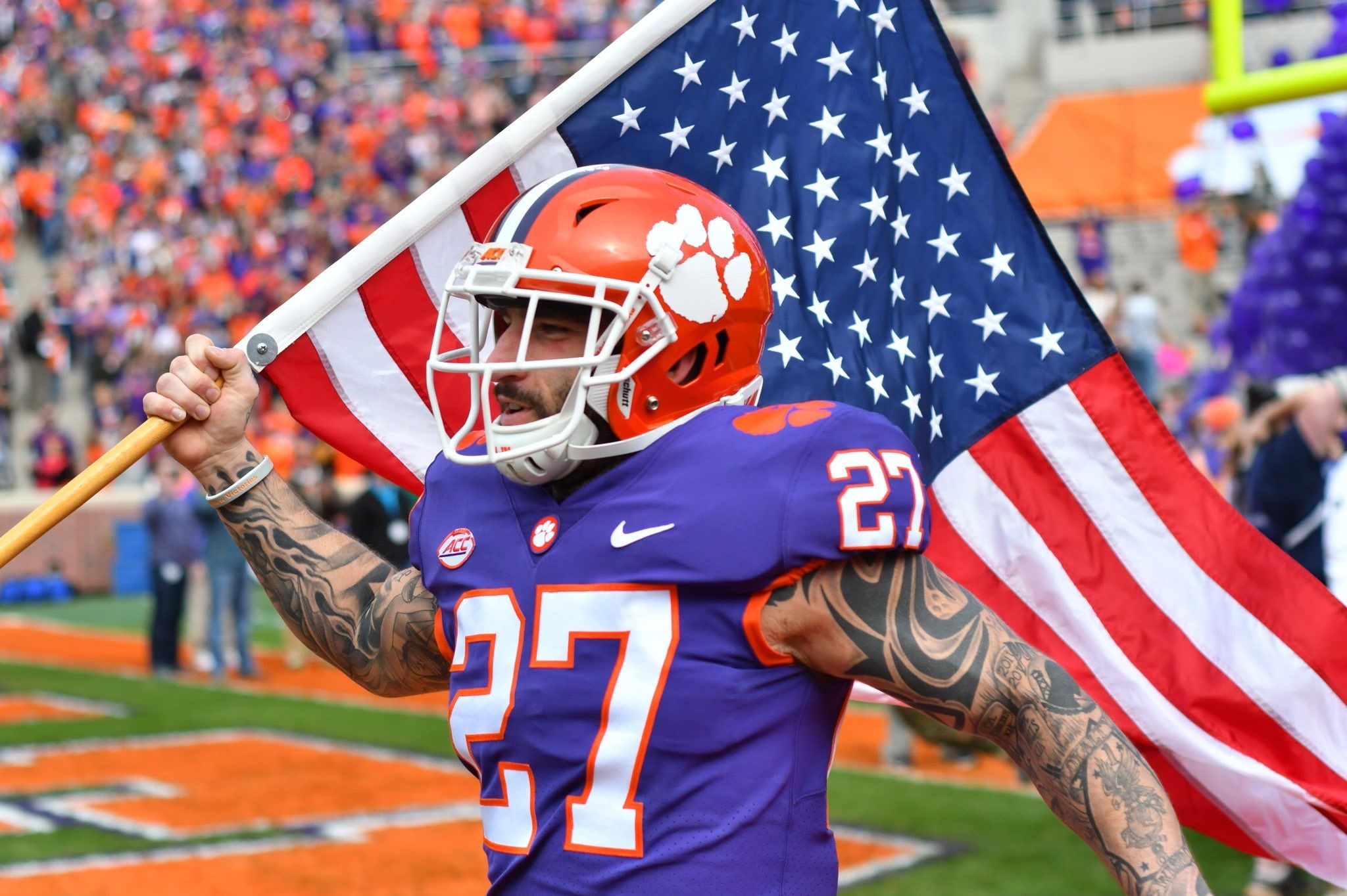 Pin by Mike Price on Clemson Tigers Football helmets