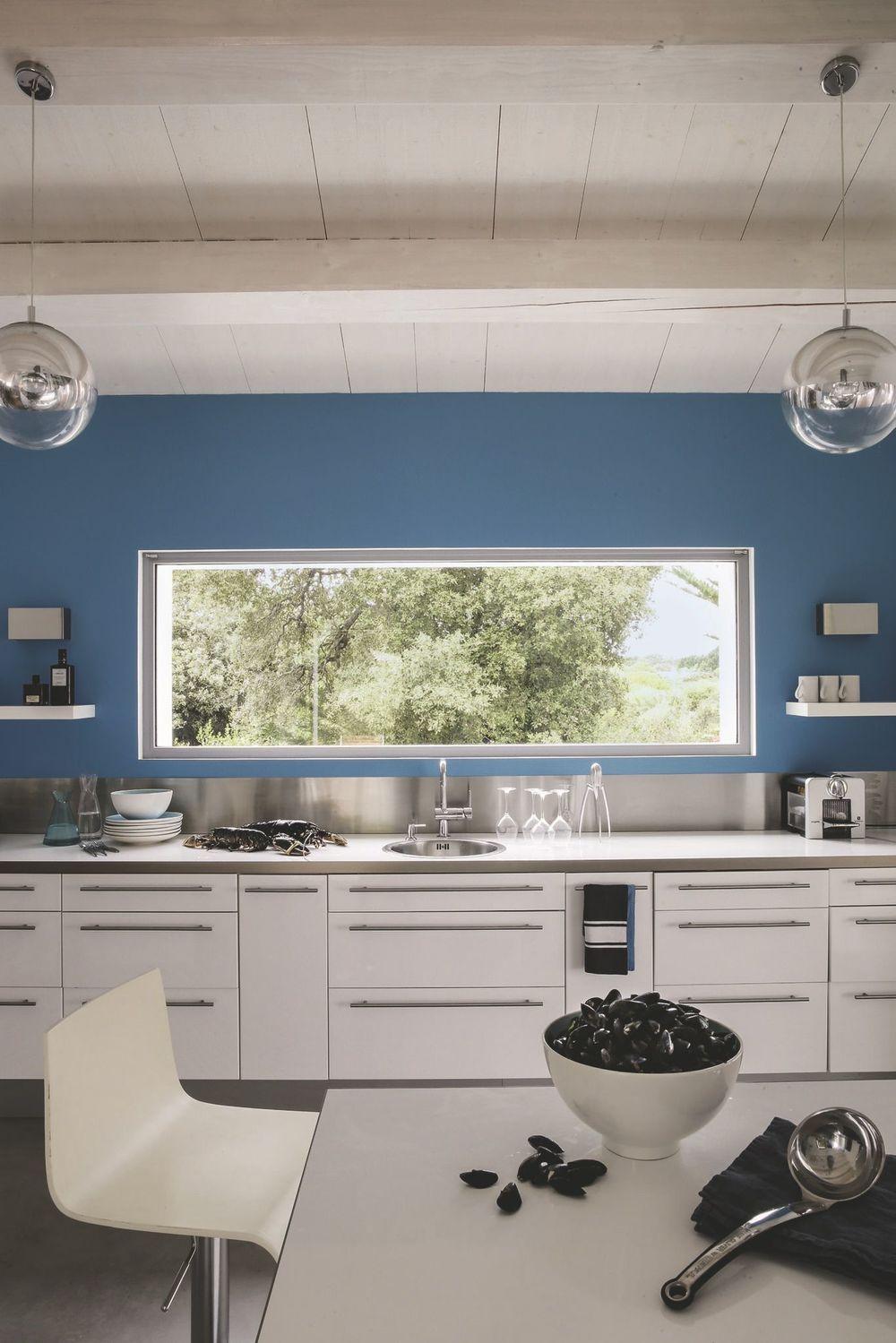 Cuisine Provencale Blanche Et Bleue maison de vacances à noirmoutier nature familiale et détente