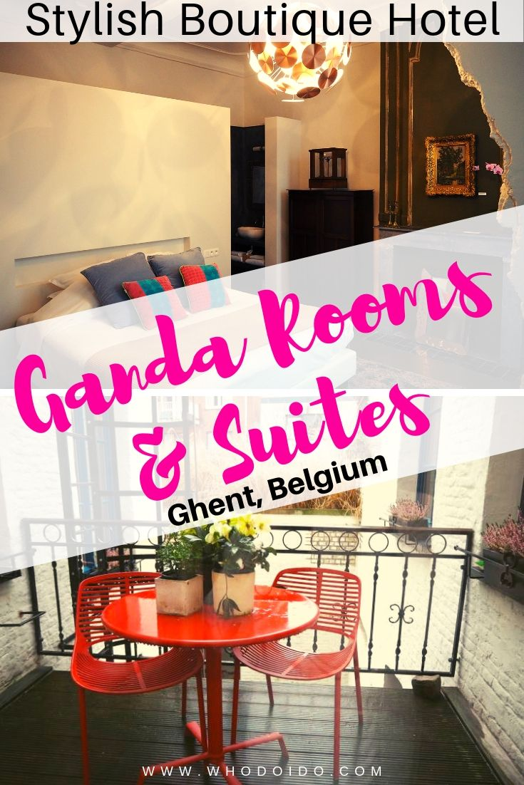 The Perfect Romantic Stay Ganda Rooms Amp Suites Ghent