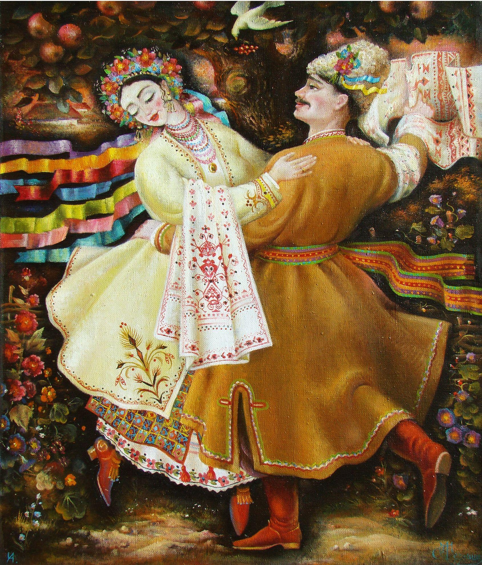 Мальчику лет, открытки украинские народные