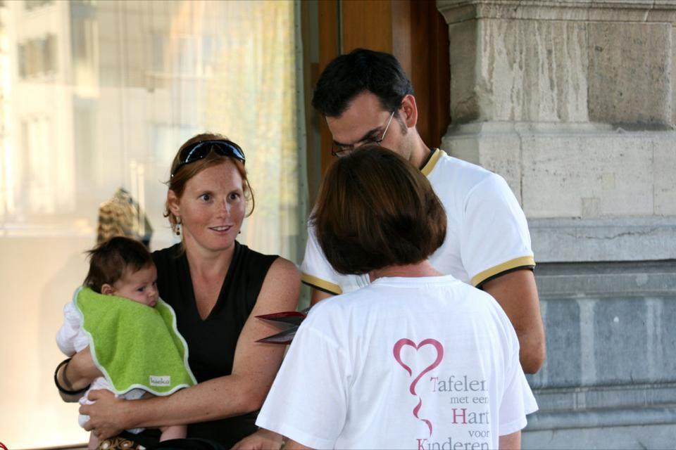 ISPC steunt het initiatief Tafelen met een Hart voor Kinderen | ISPC