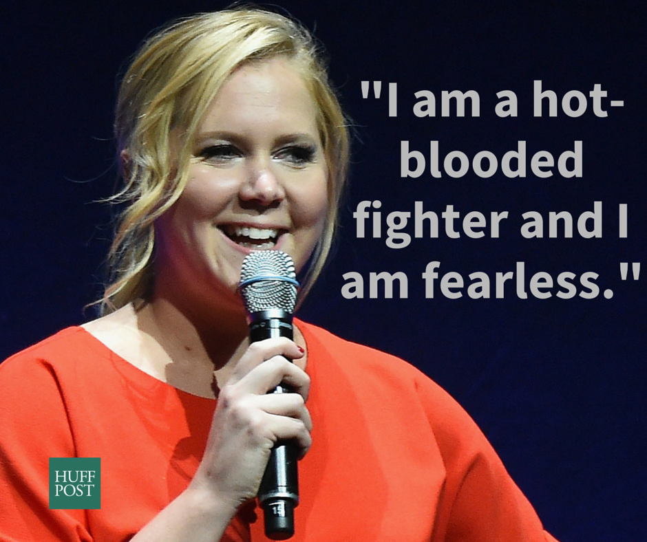 Watch Amy Schumer Destroy A Heckler Who Asked Her To 'Show Her Tits'