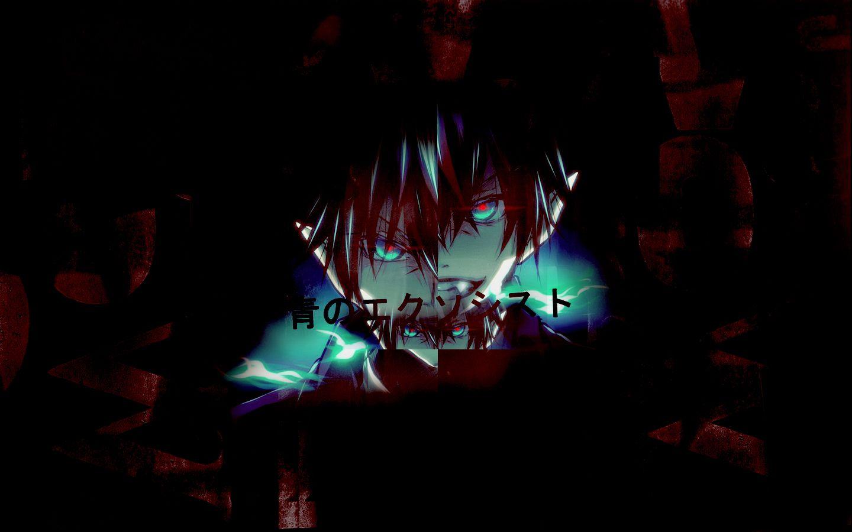 Tags: Wallpaper, Ao no Exorcist, Okumura Rin