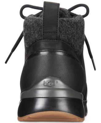 Ugg Men's Olivert Boots - Black 12