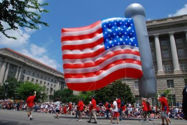 4th of july parade in washington dc