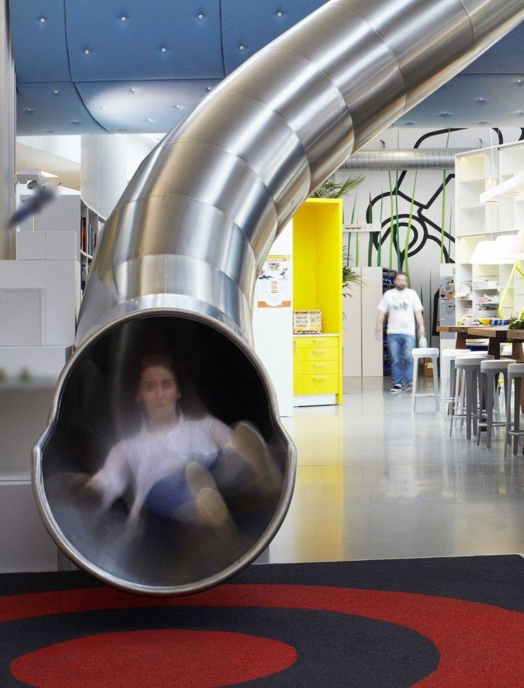 google office slides. LEGO PMD / Rosan Bosch - Who Wouldn\u0027t Want An Indoor Slide? Google Office Slides T
