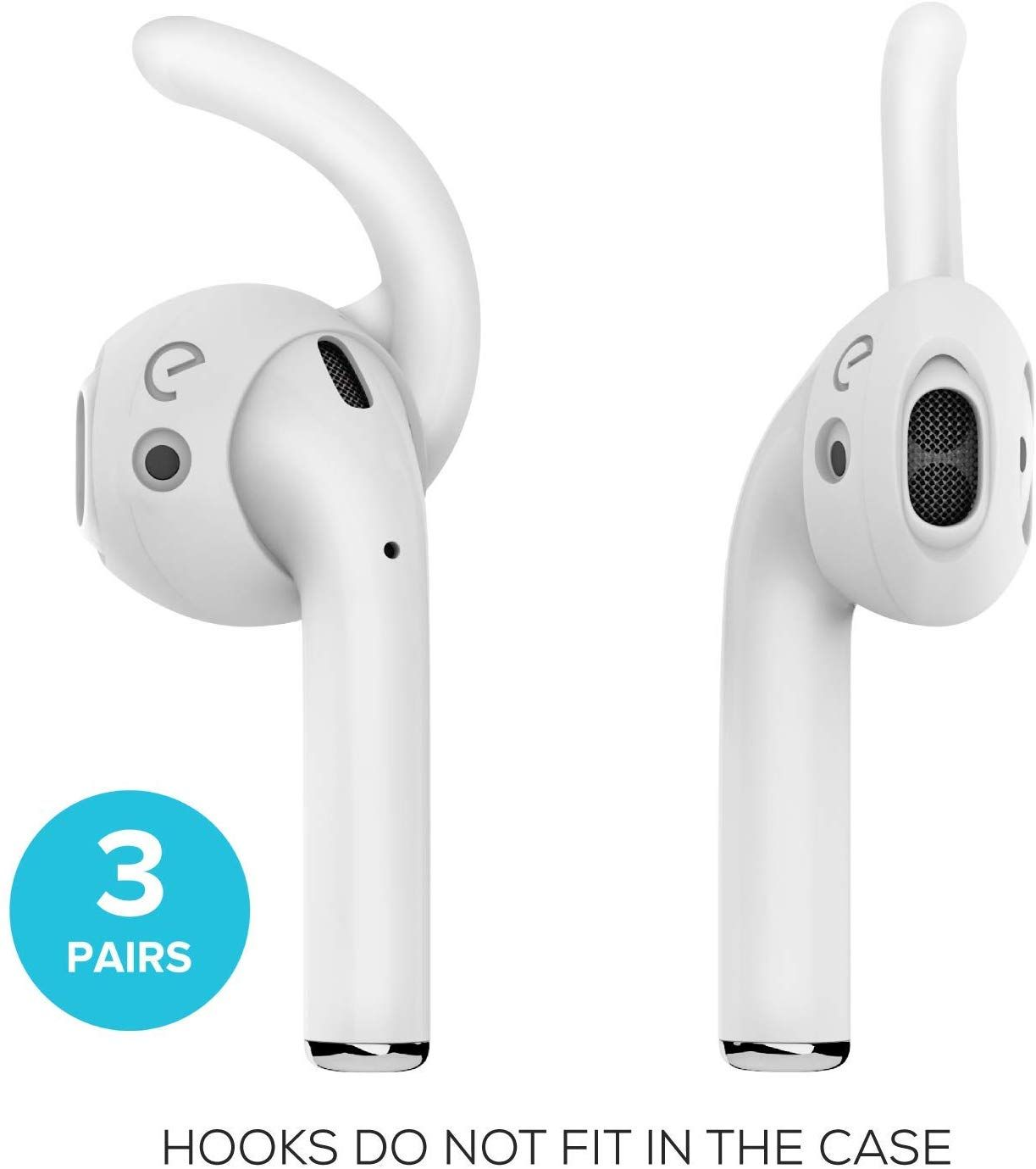 Earbuddyz 2 0 Ear Hooks And Covers Headphones Earphone Earbuds