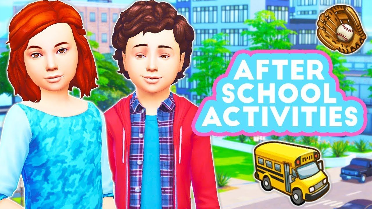 AFTER SCHOOL ACTIVITIES⚽ // THE SIMS 4 | MOD OVERVIEW – BALLET