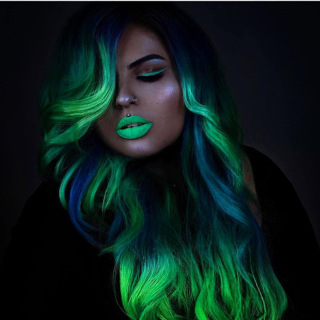 neon green hair color by hairgod_zito pulpriothair