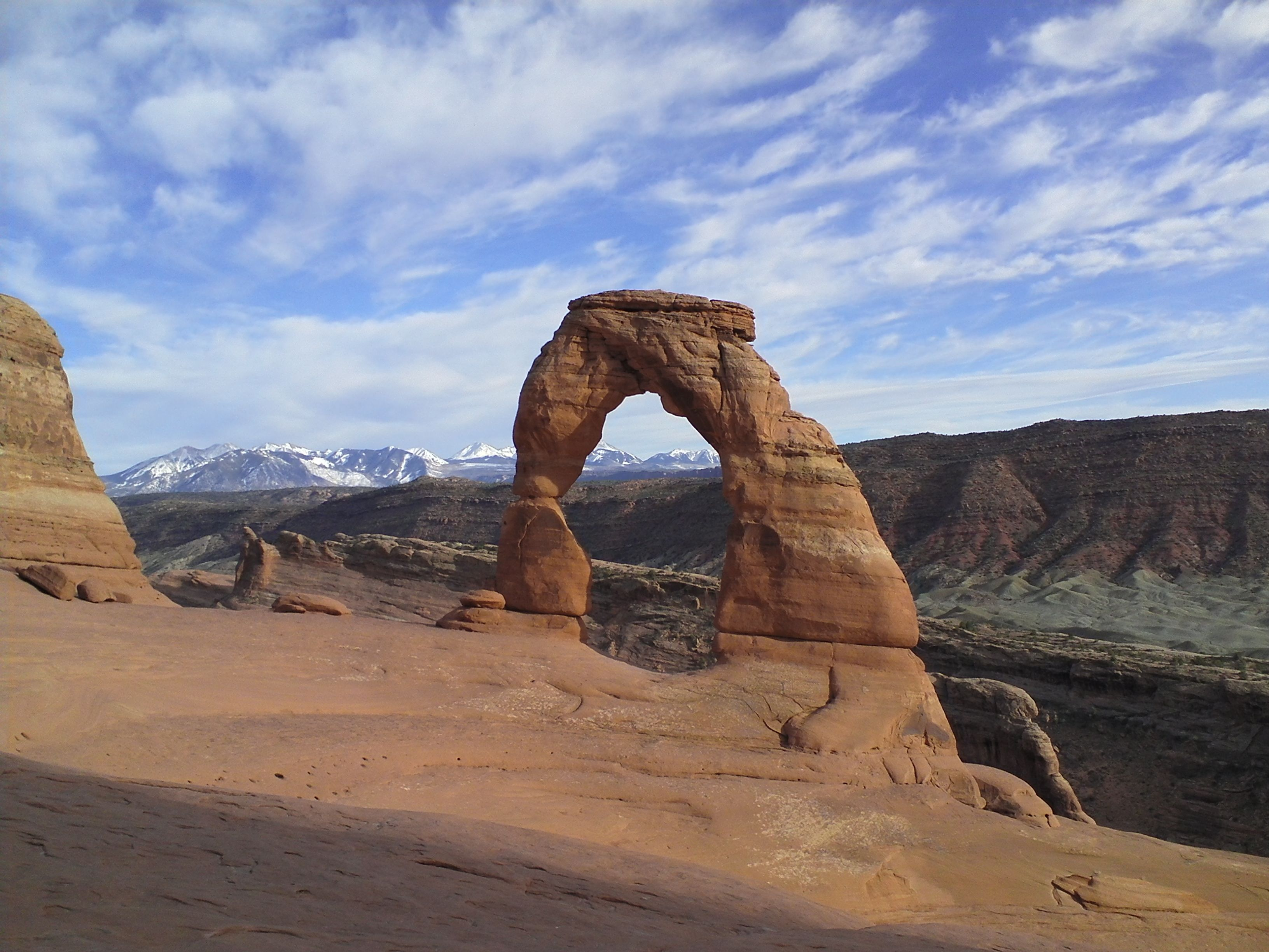 Moab Utah Adventures: Arches National Park Delicate Arch
