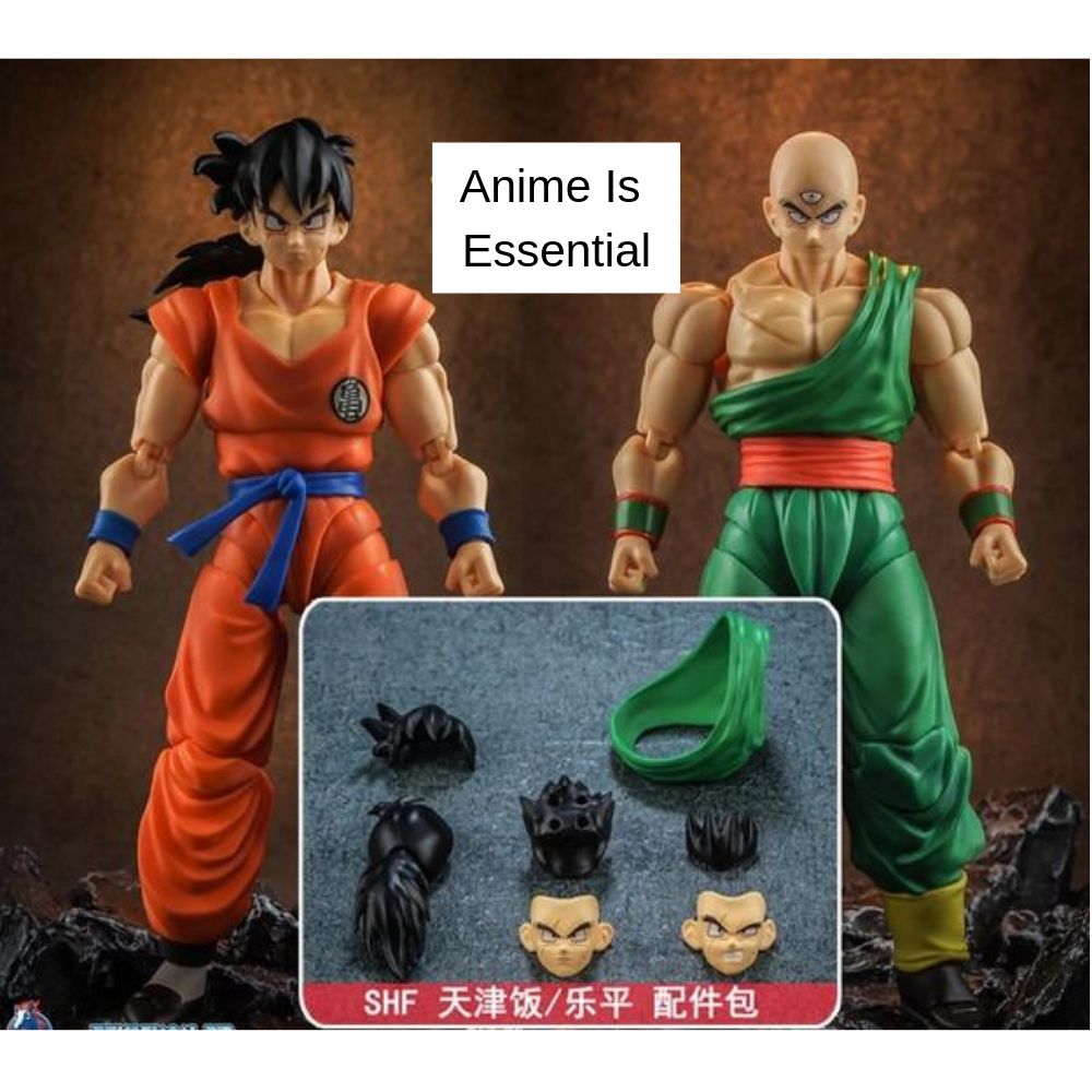Suit for Dragon Ball Z DBZ Accessories without Action Figure Toys New Yamcha