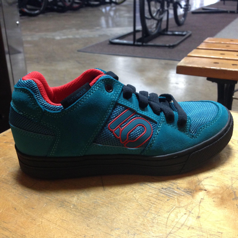 Five Ten Freerider Teal Mtb Shoes 2016 Fietsen Cycling