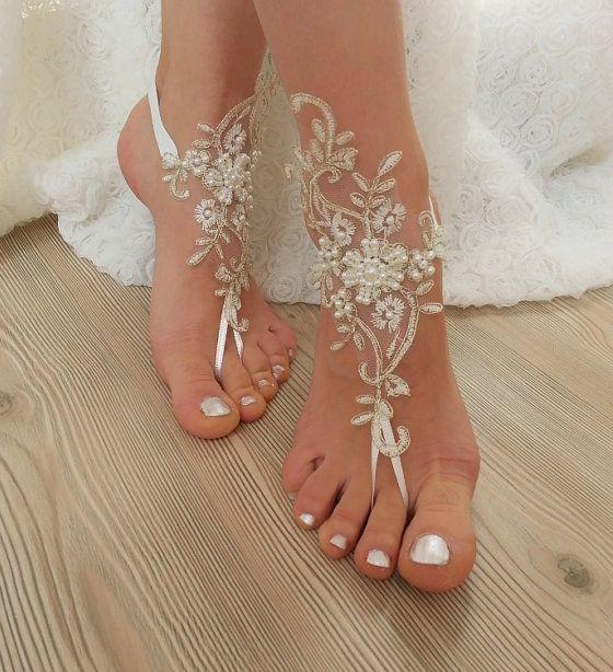 Bridal Shoes Beach Wedding: Comfortable Shoes for Beach Wedding ...