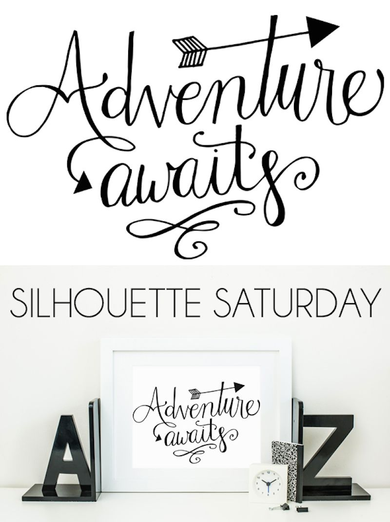 25 Free Printables For Your Home Happily Ever After Etc Scrapbook Printables Free Free Printable Wall Art Adventure Signs