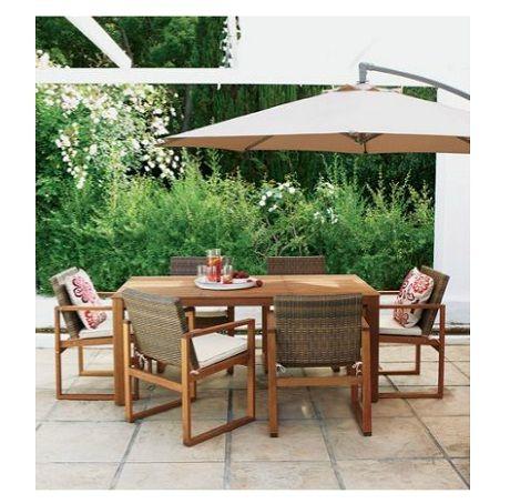 Homebase Garden Furniture Sets - Wood | GARDEN | Pinterest