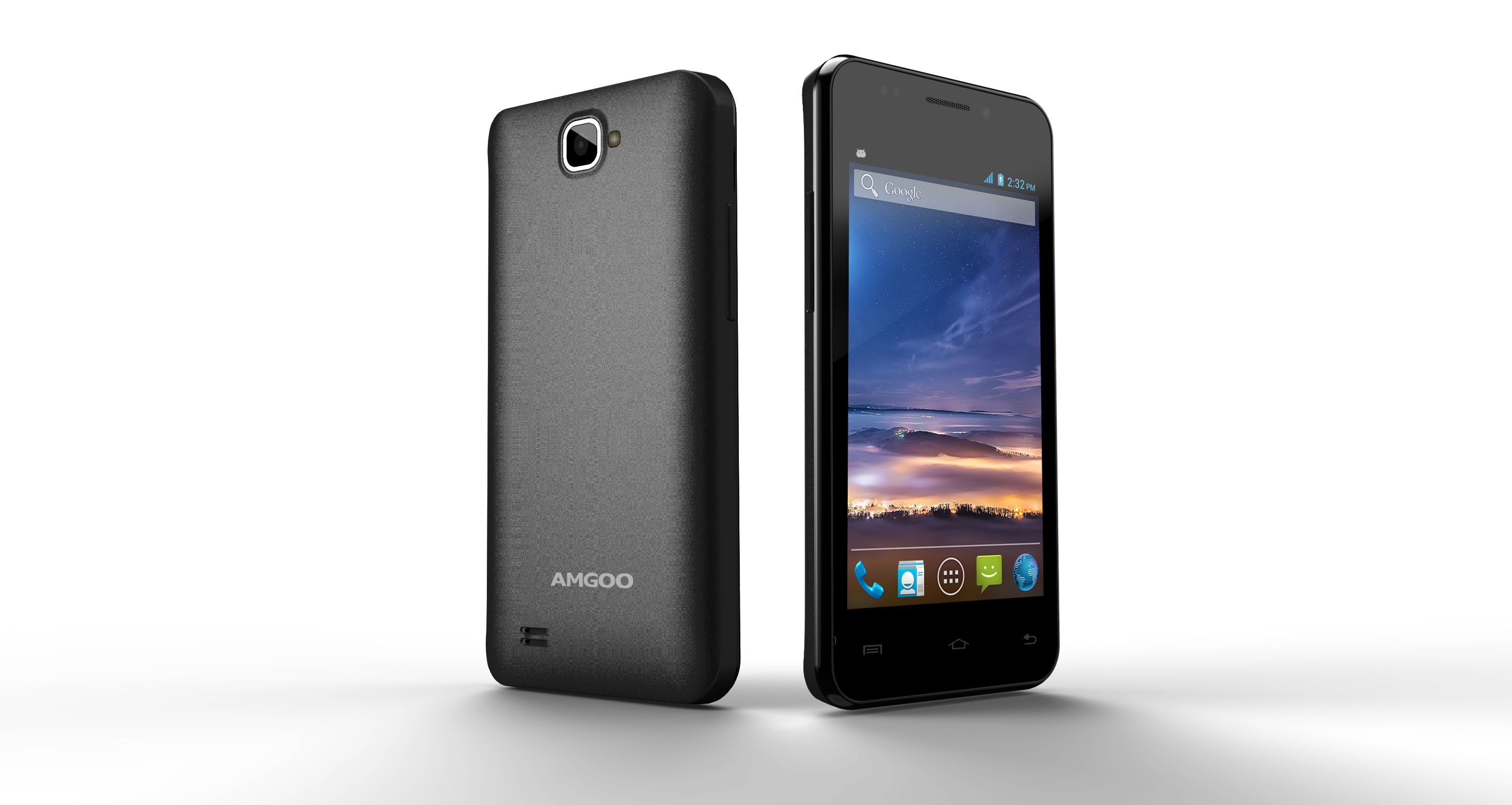 The Amgoo AM516 runs on the Android 4.2 operating system