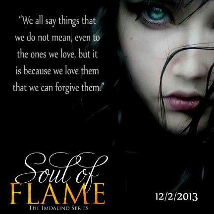 Soul Of Flame Imdalind Series Rebecca Ethington Series 4