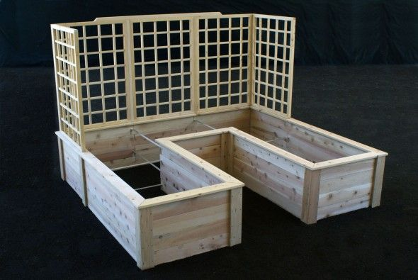 U Shaped Raised Beds Garden Bed Kits Raised Vegetable Gardens