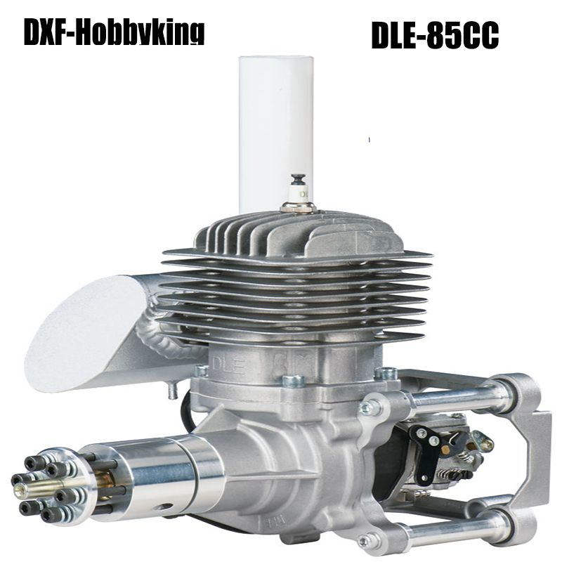 2017 Good Quality DXF Brand DLE 85 85CC Gas Engine for RC
