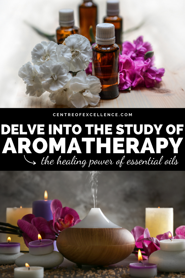 Aromatherapy Diploma Course in 2020