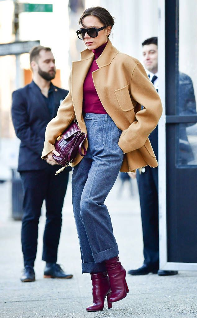 The Best Celebrity Street Style From Fashion Month ...
