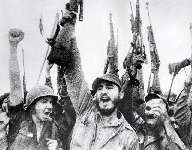 Αποτέλεσμα εικόνας για rivoluzione cubana