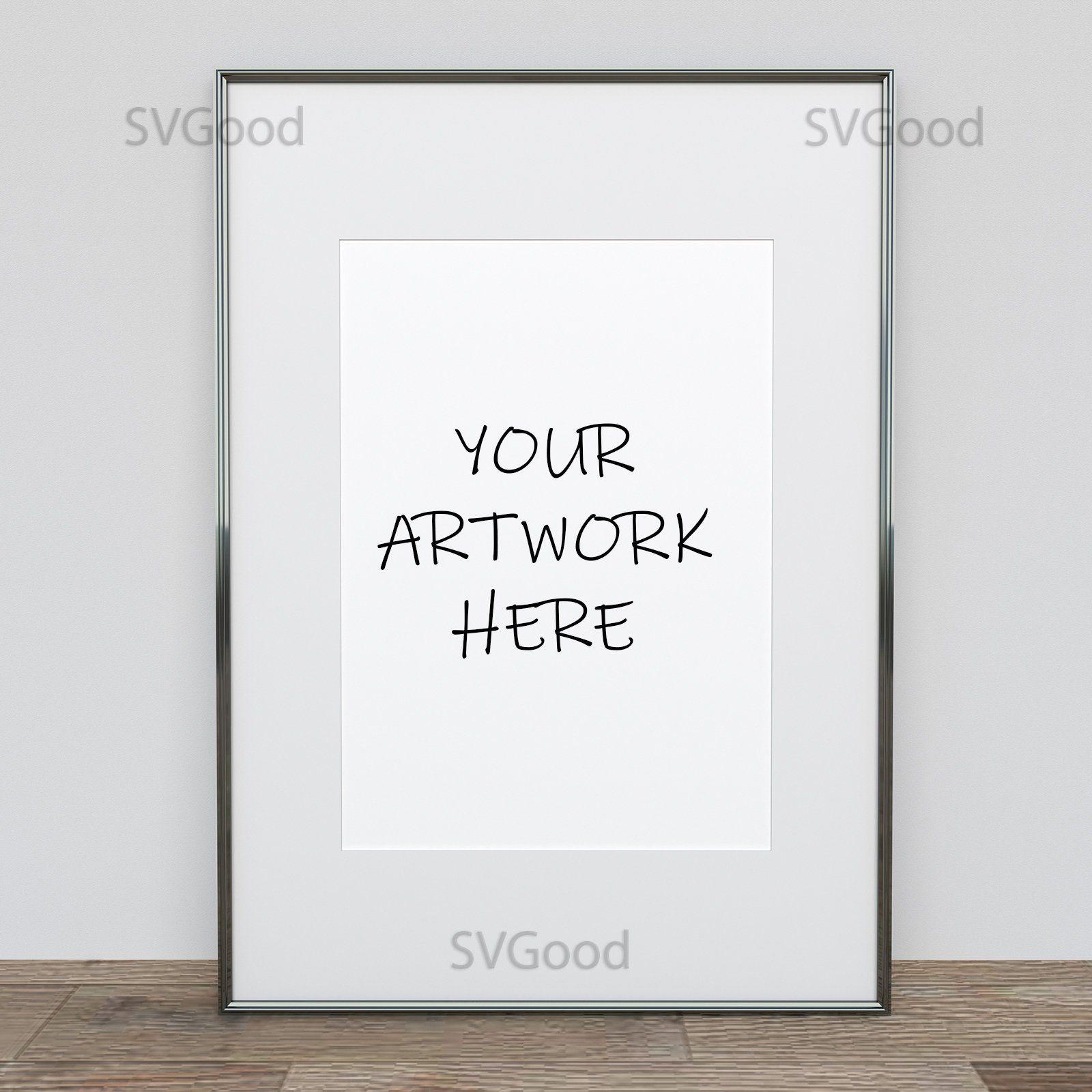 A2 Vertical Black Frame Mockup,A4 Digital Background,Product Mockup,Display Box,Background Mockup Empty Frame,INSTANT DOWNLOAD