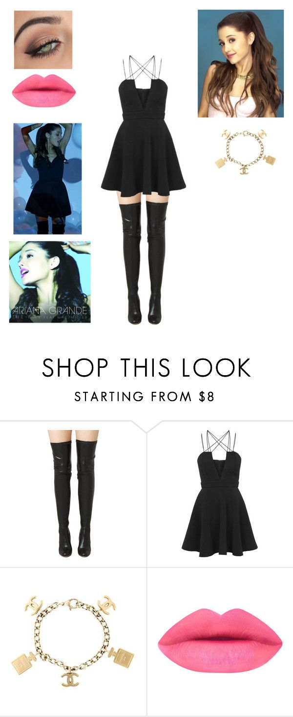 Fashion style Inspiration Inspirationfashion ariana grandes the way for woman