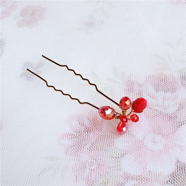 beaded hair accessories fashion jewelry sets