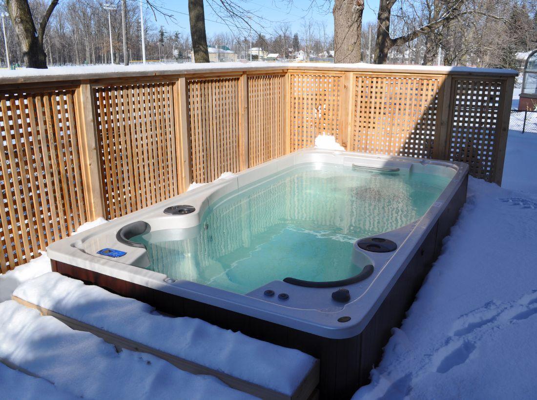 Energy Efficiency | Hydropool Swim Spas | Pool supplies, Tub