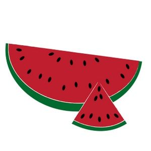 summer clip art watermelon clipart image a sliced summer rh pinterest com clipart summer pictures clipart summer pictures