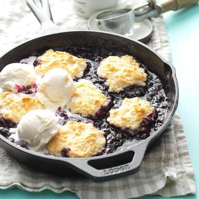 64 Dessert Recipes That Make the Most of Blueberry Season is part of Easy Blueberry dessert - Blueberry lovers, this one's for you! From pies and cobblers to ice cream and muffins, these blueberry dessert recipes put these berries to work