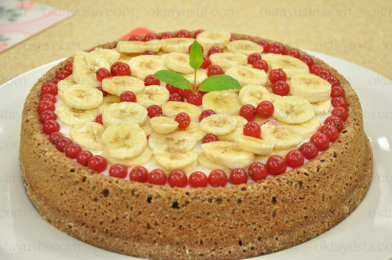Muzlu Kremalı Kek | Oktay Usta [ Resmi Web Sitesi ]