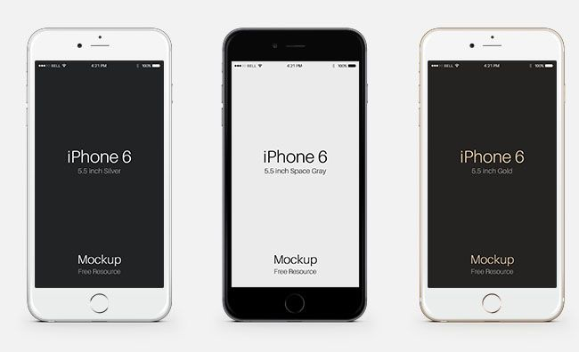 Download Free Iphone 6 Plus Editable Template Mockup Iphone Mockup Psd Iphone Psd Iphone Mockup