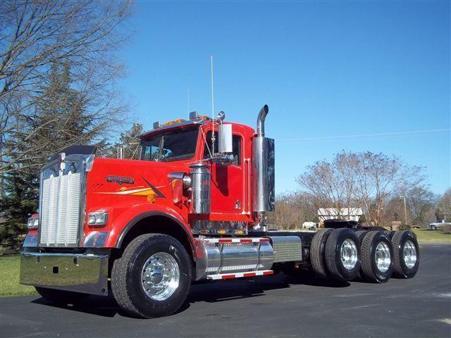 kenworth w900b trucks. Black Bedroom Furniture Sets. Home Design Ideas