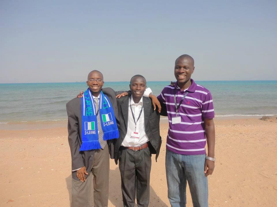 Along The Coast Of Red Sea With Charles And Blessing In Egypt Sports Jersey Charles Red Sea