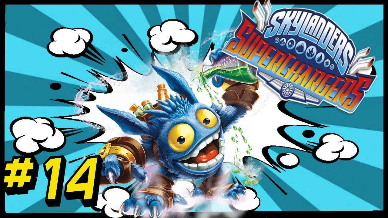 Skylanders Superchargers Chapter 21 Hes Slamming Some