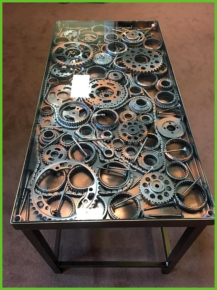 Vintage Industrial Furniture Projects Eclectic Decor