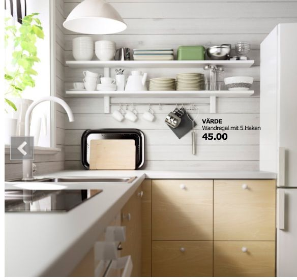 k chenregal wohnen pinterest k che v rde und ikea. Black Bedroom Furniture Sets. Home Design Ideas