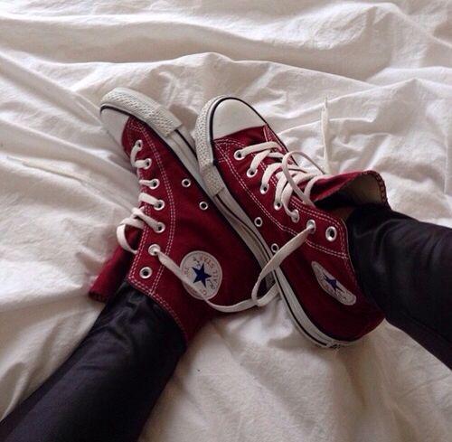 1) Tumblr   Converse ayakkabı