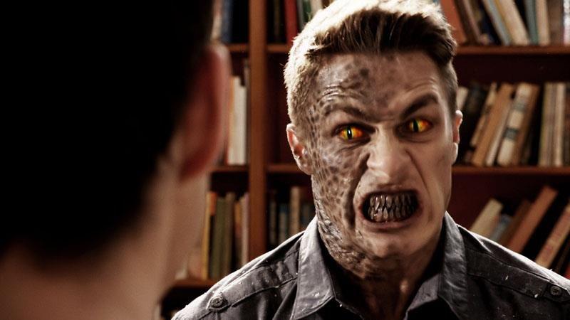 Jackson. Kanima. Teen Wolf. | Comic-Con | Pinterest |Teen Wolf Lizard