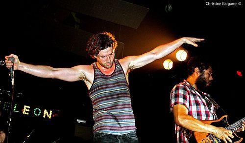 Interview: Jon Mess Of Dance Gavin Dance