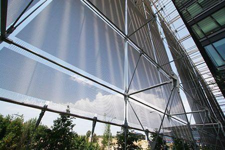 Mallas metálicas - Tejidos metálicos para arquitectura ARCH
