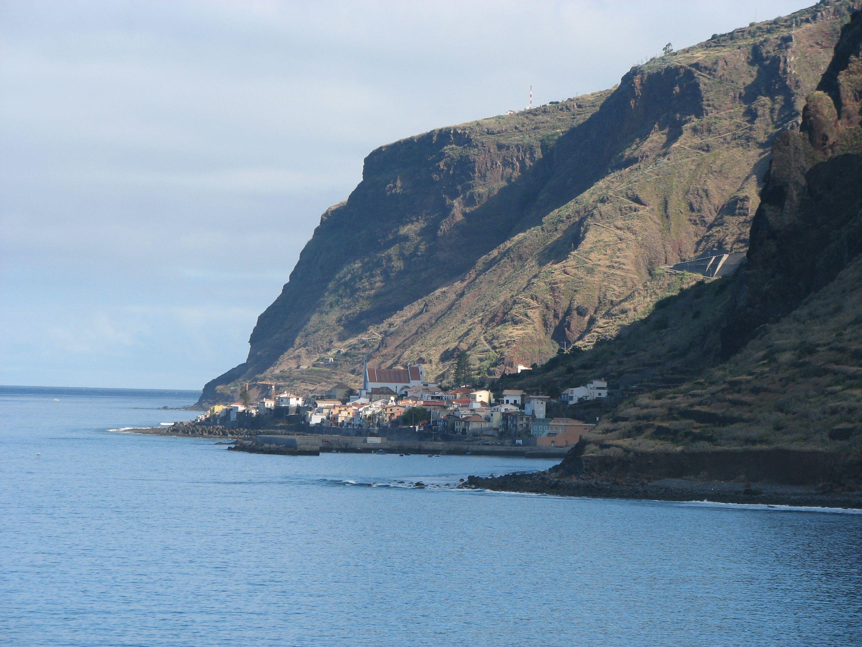Jardim do mar ; Madeira ; Portugal ;