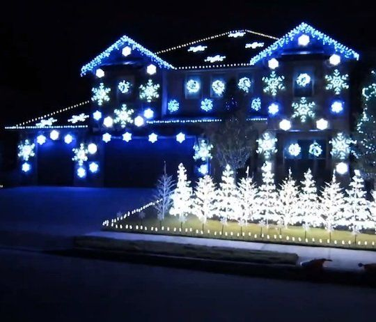 Coffee Break Watch The Most Fantastic Holiday Light Shows Holiday Lights Christmas Light Displays Christmas Light Show