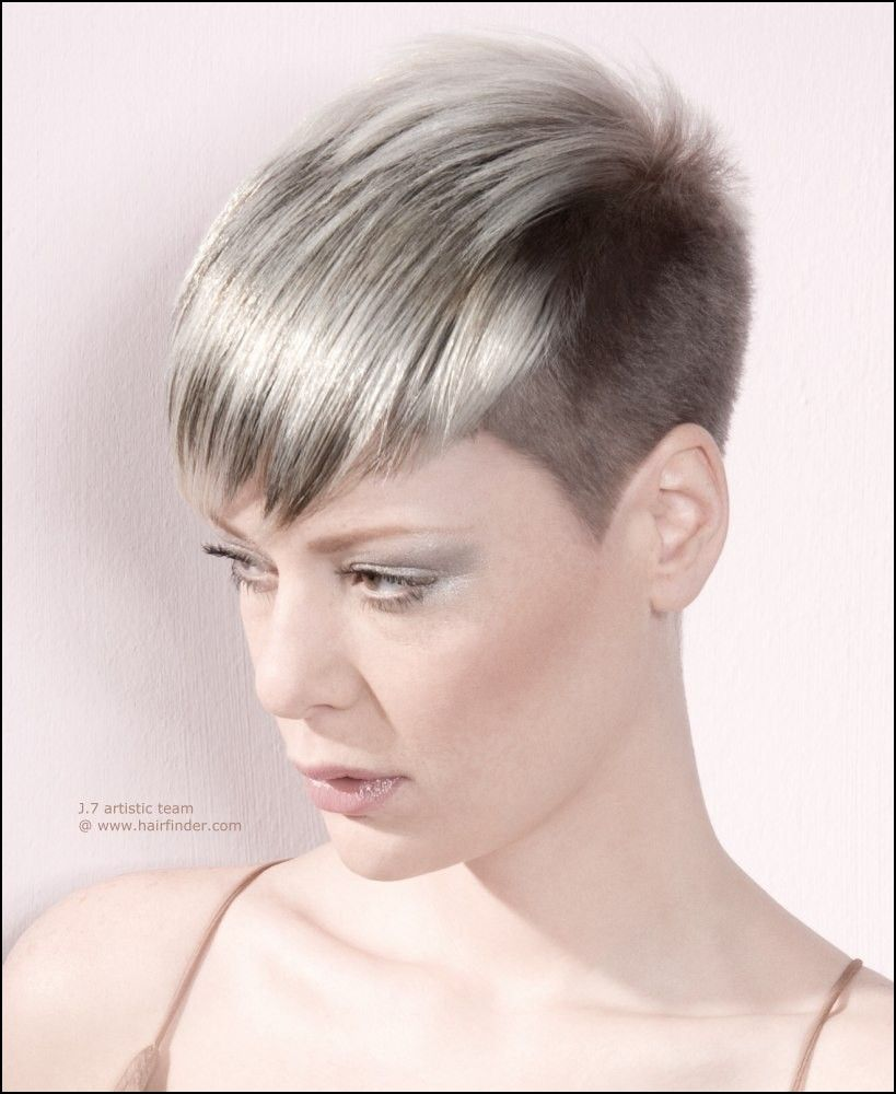 Buzzed female haircuts hairstyles ideas pinterest haircuts