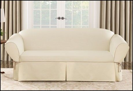 Cotton Slipcovers For Sofas