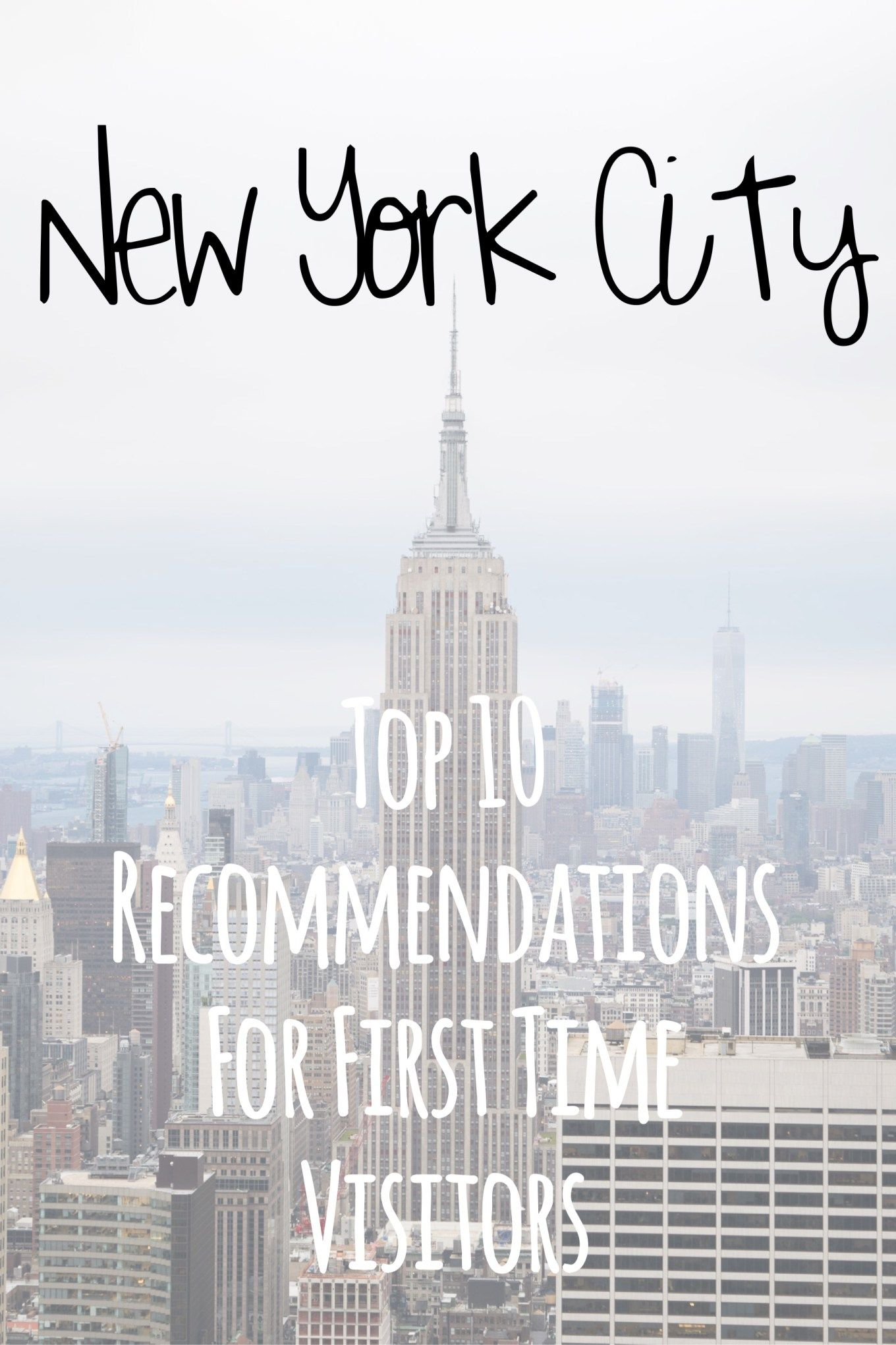 88f4fff4fe98af New York City - Best Advice for Planning a First Trip